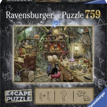 Escape puzzel